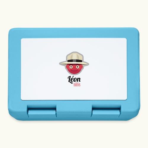 Leon (Le Monde des Pawns) - Boîte à goûter.