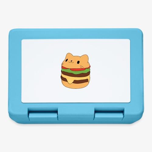 cat burger - Lunchbox