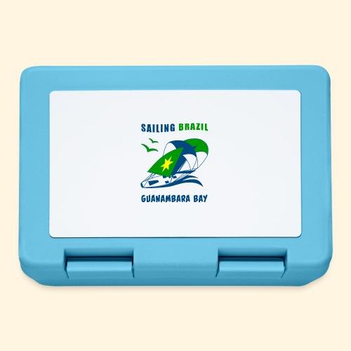Sailing Brazil - Lunchbox