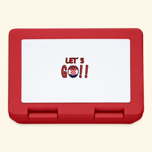 Go Croatia - Lunch box