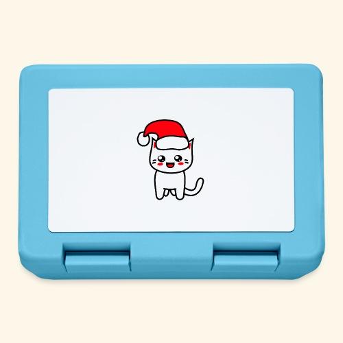 Kawaii Kitteh Christmashat - Brotdose