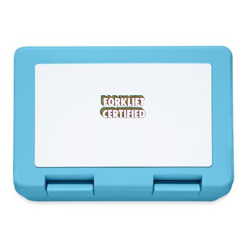 Forklift Certification Meme - Lunchbox