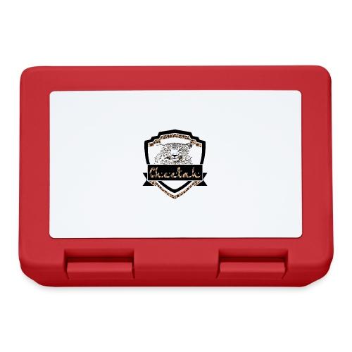Cheetah Shield - Lunchbox