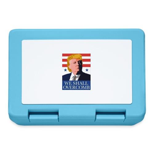 We Shall Overcomb - Lunchbox