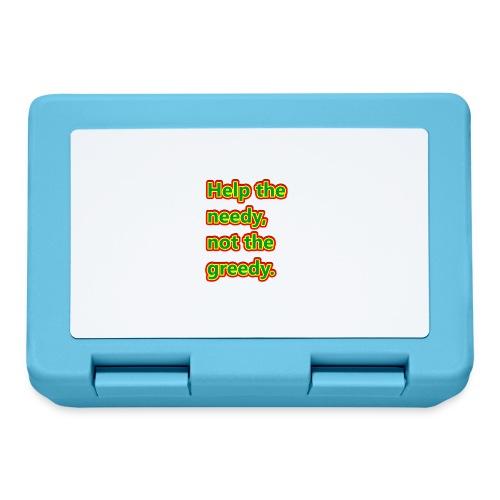help - Lunchbox
