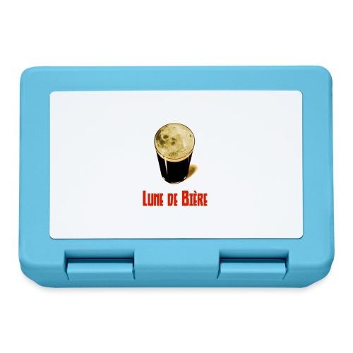 Logo Lune de Bière - Boîte à goûter.