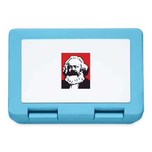 Karl Marx - Lunch box