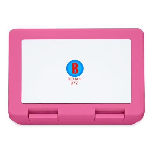 Rep that Behan 872 logo guys peace - Lunchbox