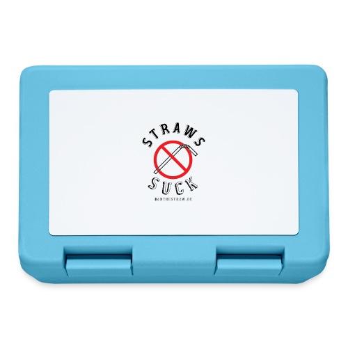 Straws Suck Classic - Lunchbox