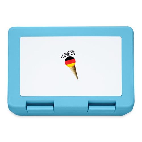 Fußball WM Fan Geschenk - Brotdose
