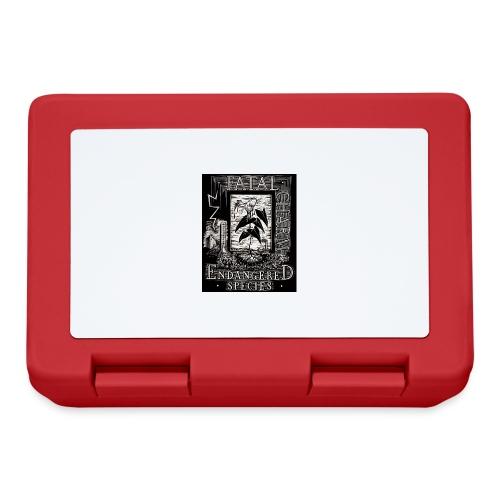 fatal charm - endangered species - Lunchbox