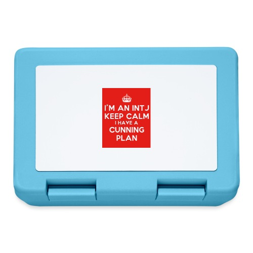 KEEP CALM - Pudełko na lunch