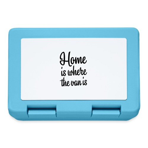 Home is where the van is - Autonaut.com - Lunchbox