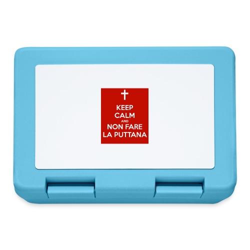keep-calm-and-non-fare-la-puttana - Lunch box