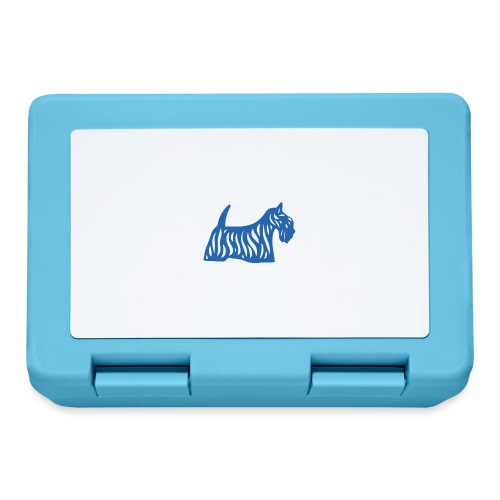 Founded in Scotland logo - Lunchbox