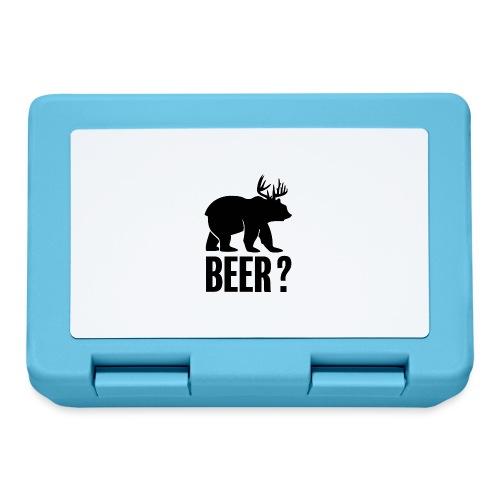 Beer - Boîte à goûter.
