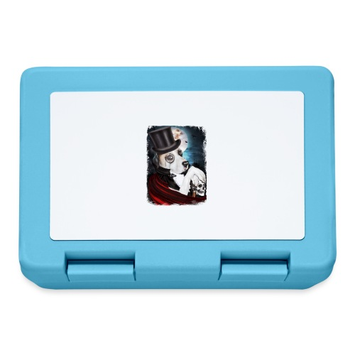 Gothic Dog #2 - Lunch box