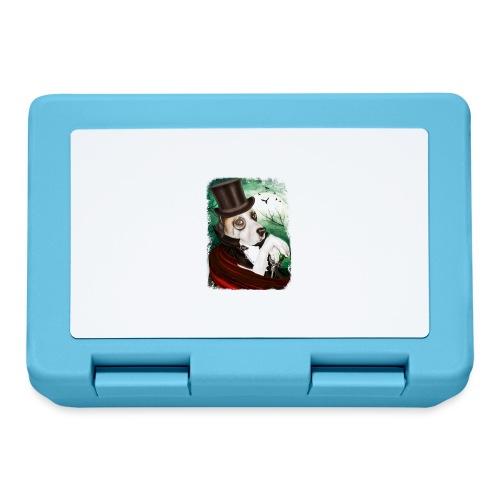 Gothic Dog #3 - Lunch box