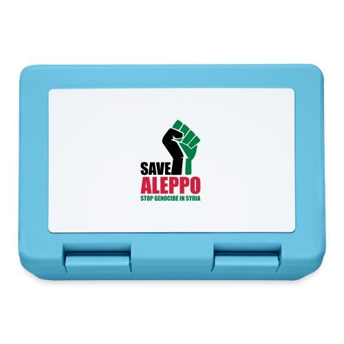 SAVE ALEPPO - Lunchbox