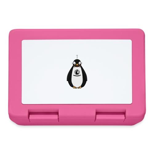 Pingu Shirt - für Männlein - Lunchbox