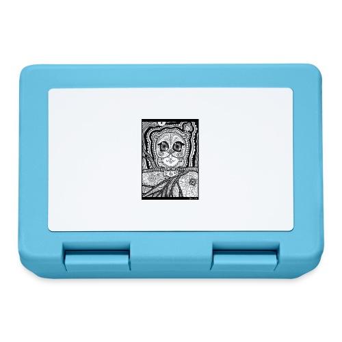 Psychedelic Owl - Brotdose