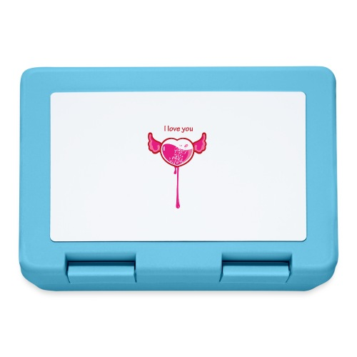 I love you - Lunch box