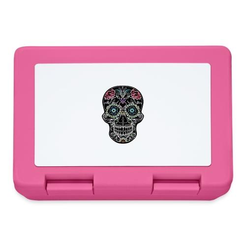 Floral Skull - Lunchbox
