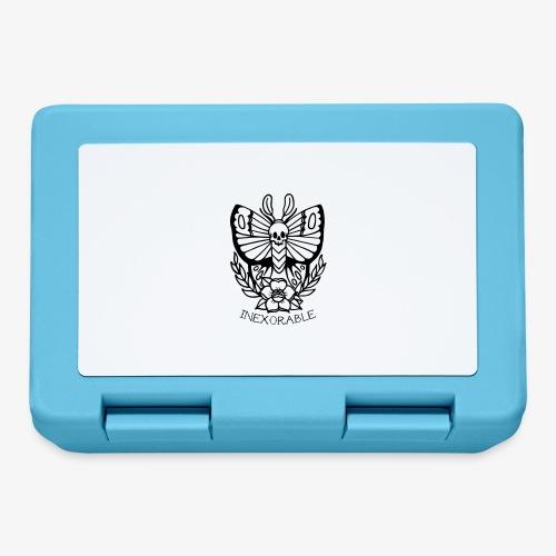 Traditional Tattoo Moth - Lunchbox