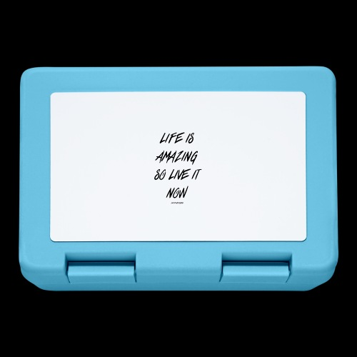 Life is amazing Samsung Case - Lunchbox