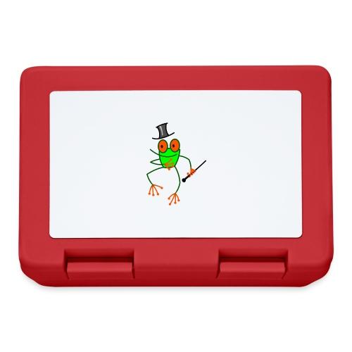 Dancing Frog - Lunchbox