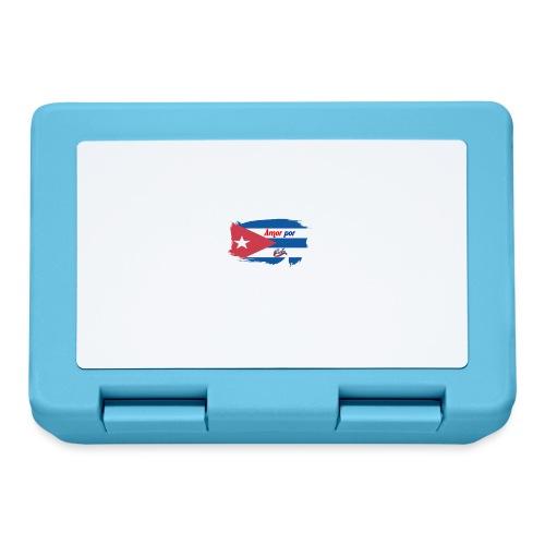 Amor Por Cuba - Lunch box