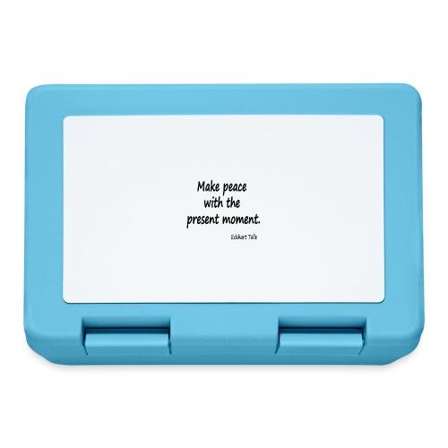 Make Peace - Lunchbox