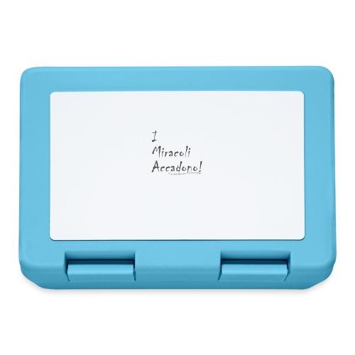 i miracoli accadono - Lunch box