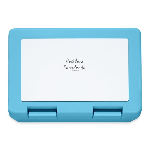 desidera sorridendo - Lunch box