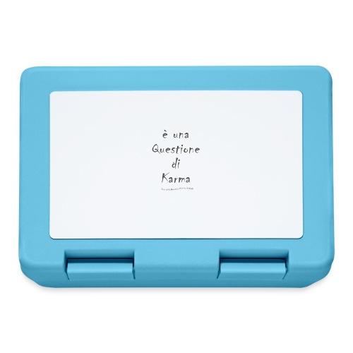 questione di Karma - Lunch box