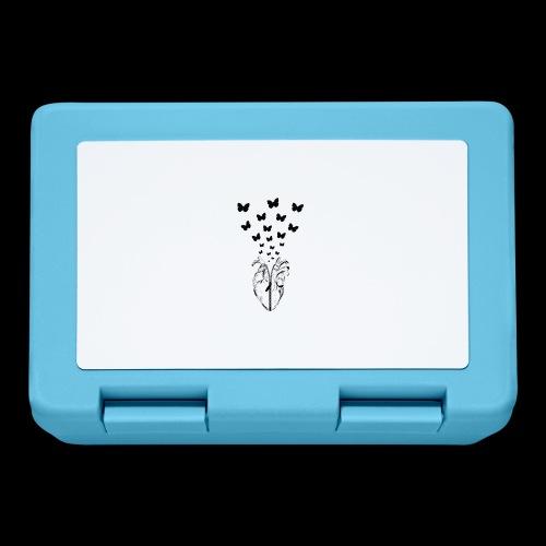 HEART BUTTERFLY - Lunch box