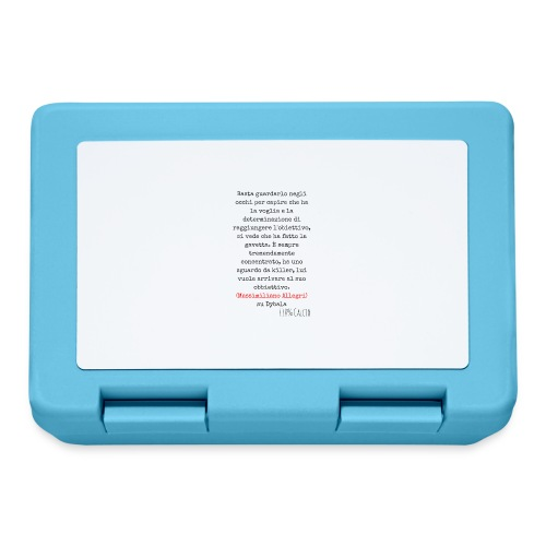 maglia110 dybala - Lunch box