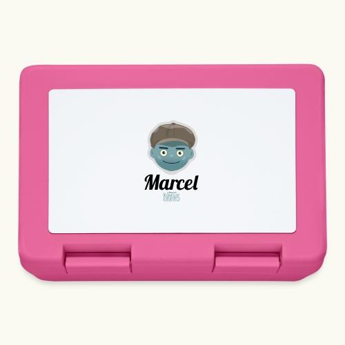 Marcel (Le monde des Pawns) - Boîte à goûter.