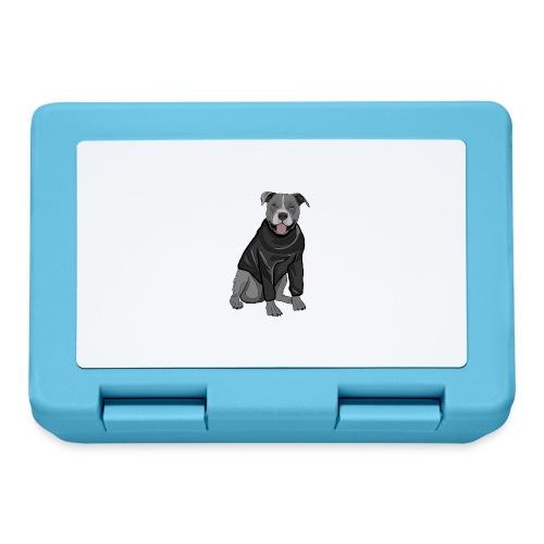 Süßer Hund Pullover Pulli Stafford Geschenk Idee - Brotdose