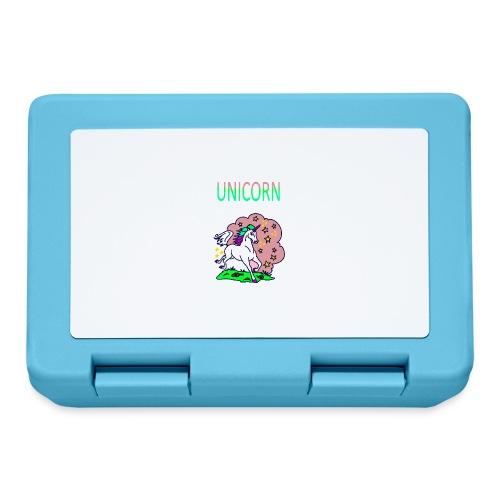 Einhorn unicorn - Brotdose