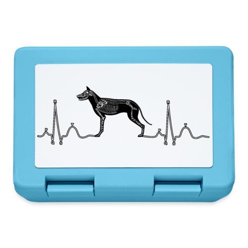 ECG met hond - Broodtrommel