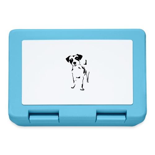 Jack Russell Terrier - Brotdose