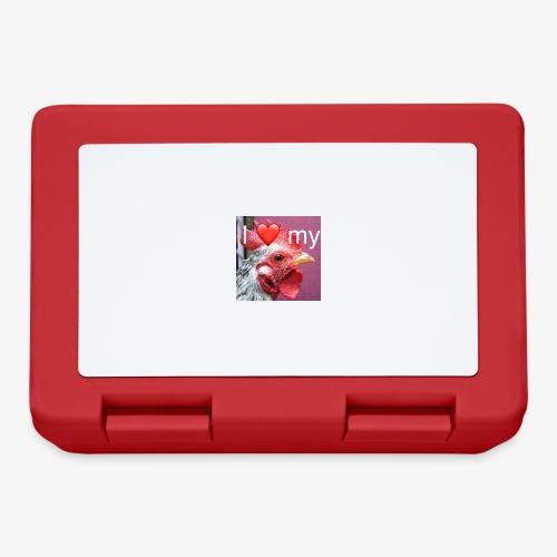 I love my cock - Lunchbox