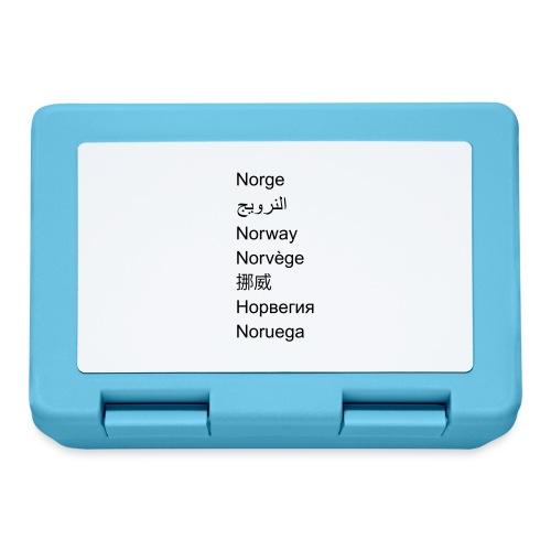 FN-Norge - plagget.no - Matboks