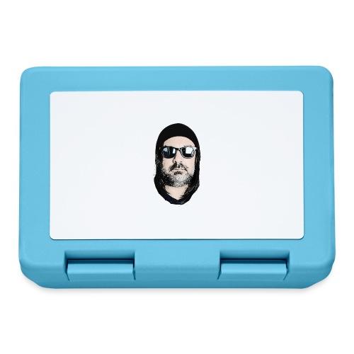 Bob Tshirt Face - Lunch box