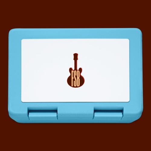FSB Guitar Logo - Lunchbox