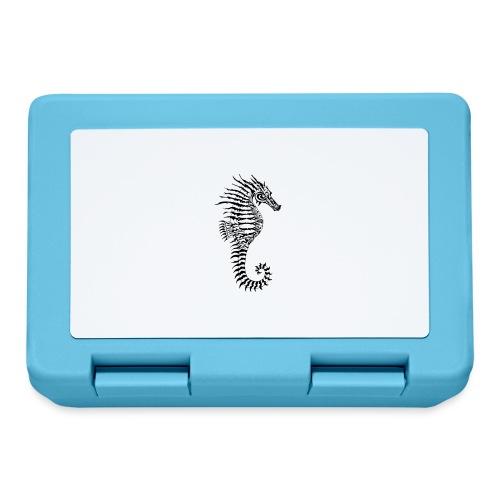 Alien Seahorse Invasion - Lunchbox