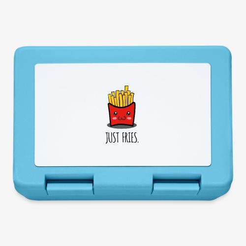 Just fries - Pommes - Pommes frites - Brotdose
