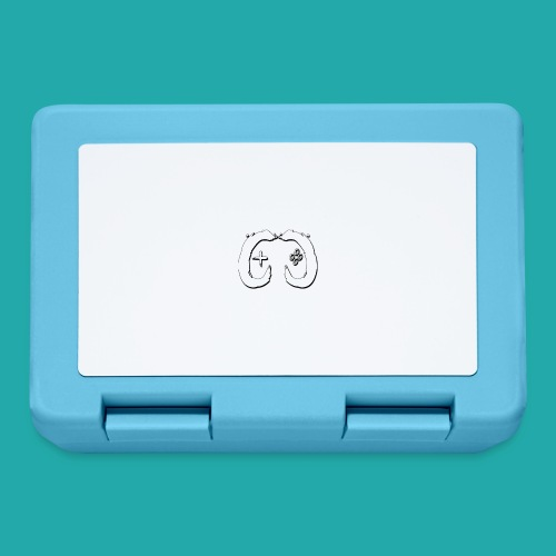 Crowd Control Logo - Lunchbox