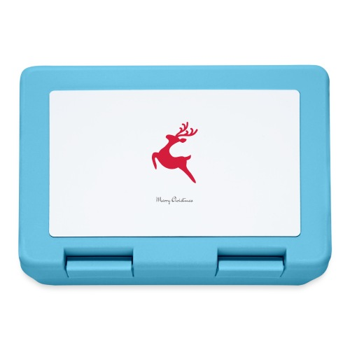 Caribou 8, Merry Christma - Boîte à goûter.